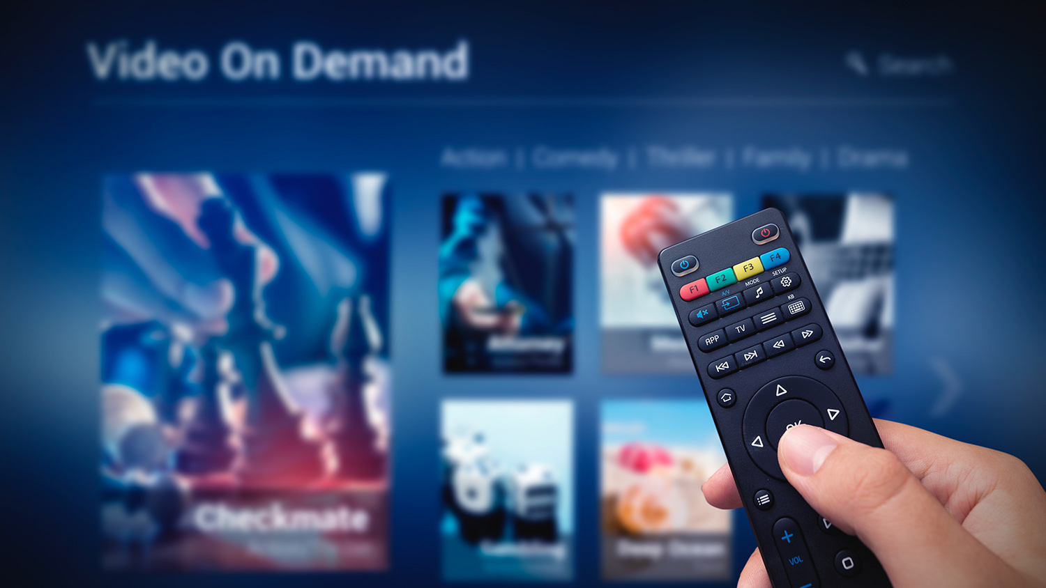 Programmatic Cable Can Unlock VOD Inventory, But We're Not There Yet