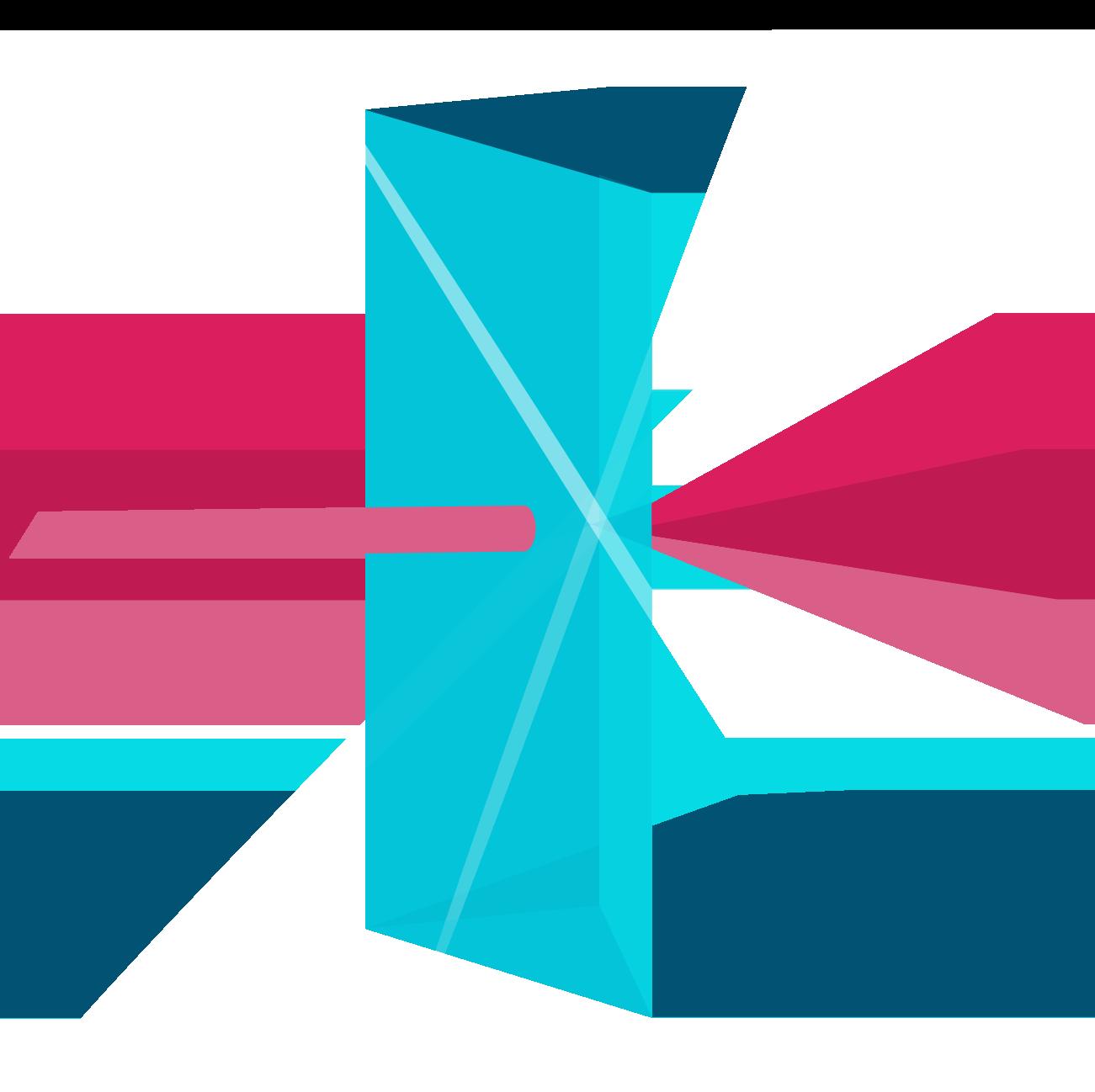 Abstract TV antenae